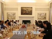 越南与印度第十次政治磋商和第七次战略对话在新德里举行