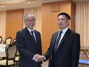 越南审计署代表团对日本进行工作访问