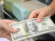12日越盾兑美元中心汇率保持稳定