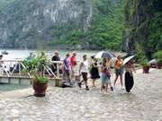 越南广宁省力争实现2018年国际游客500万人次的目标