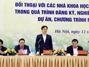 武德儋副总理:赋予科学家更多自主权