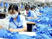 印度对越南的纺织品出口猛增