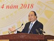 阮春福总理:推动物流服务行业迈上更高台阶 达到区域和世界水平