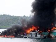 印度尼西亚扣押26艘非法作业的渔船
