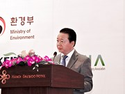 2018年越韩环境合作论坛在河内举行