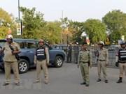 柬埔寨将部署8万军警保驾国家大选