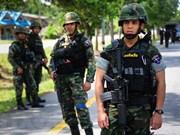 泰国承认伊斯兰极端组织有入侵泰国的可能性