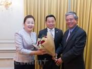 越南驻美大使馆加强与东盟各国驻美大使馆之间的协作与配合