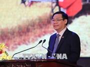 政府副总理王廷惠:南定省须推动新农村建设向纵深发展
