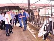 越澳农业合作潜力巨大 有待双方挖掘