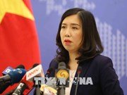 中国在黄沙和长沙两个群岛开展的活动严重侵犯越南主权