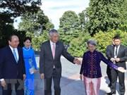 新加坡新闻媒体高度评价阮春福总理访新之行