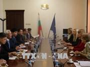 越南与保加利亚加强在多个领域的经验