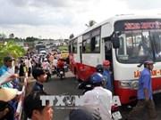 """4月29日越南全国交通事故""""三增加"""""""