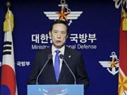 菲律宾与韩国承诺加强军事关系