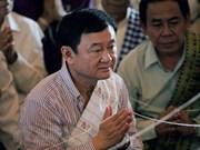 泰国外交部吊销前总理他信护照