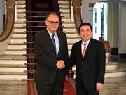 胡志明市与秘鲁大力开展贸易促进活动