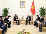 阮春福总理:越南希望日本为越南水产品与水果进军该国市场提供便利