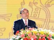 阮春福:拥有世界自然遗产、文化遗产、记忆遗产的越南正日益强大