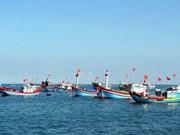 越南不再发生非法捕捞现象