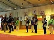 第十八届亚洲运动会:越南参加印度尼西亚克柔术比赛