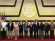 美国承诺支持东盟各项发展计划