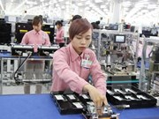 越南手机及零部件出口猛跌