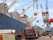 莲花集团一大批钢板出口到欧洲