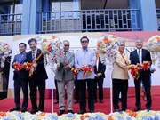 越南与老挝教育合作迈出新步伐
