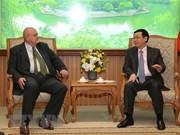 越南与巴西和美国促进投资合作