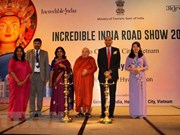 """""""2018难以置信的印度路演""""印度旅游促进活动在胡志明市举行"""