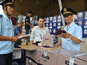 胡志明市海关大力推动行政手续改革