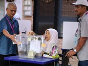 马来西亚国会下议院选举开锣