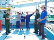 金瓯省采取强有力措施阻止渔民侵犯外国海域