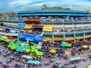 世界银行预计柬埔寨经济继续强劲增长