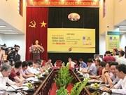 第36届《人民报》全国乒乓球锦标赛新闻发布会在河内举行