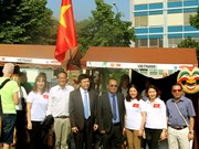 """越南积极参加在捷克举行的""""美食外交""""活动"""