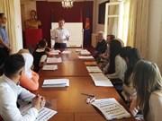 阿尔及利亚首个越南语培训班正式开班
