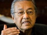 马来西亚新总理誓言反腐重整经济