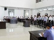 PVC案件二审宣判:维持对被告人丁罗升的一审判决 接受部分被告人的上诉