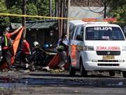 越南领导人就印尼连环爆炸事件向印尼领导致唁电