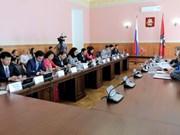 越南河内市与俄罗斯莫斯科进一步加强双边合作