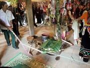 拉哈族及其花蒙节