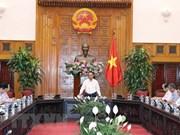 政府总理阮春福:推进电子政务建设