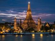 2018年第一季度泰国贸易增长率可达4%