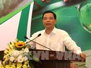 农业与农村发展部部长阮春强:迅速降低有害农药使用量