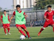 越南U19将前往中国广州恒大足球学院进行训练