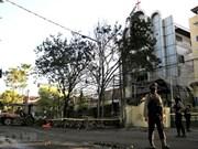越南外交部提醒公民近期谨慎前往印度尼西亚
