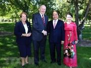 澳大利亚总督科斯格罗夫和夫人即将访问越南