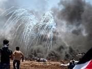 越南国家主席陈大光向巴勒斯坦总统致唁电